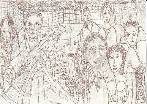 Banquete by Marina De Bonis