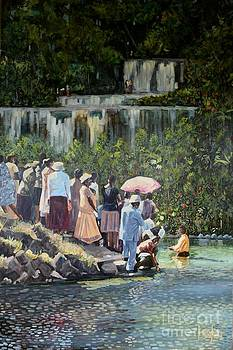 Baptism by Jeffrey Samuels