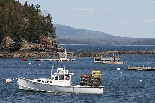 Bar Harbor Maine by Brad Fuller