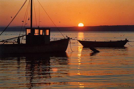 Bar Harbor Sunrise by Thomas Rehkamp