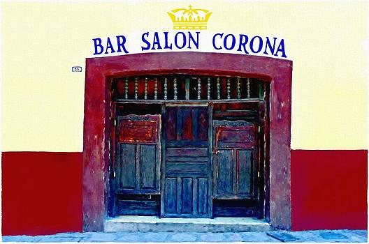 Bar Salon Corona by Britton Britt Cagle