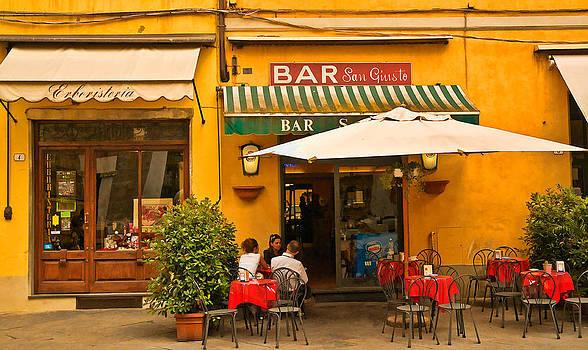 Mick Burkey - Bar San Giusto