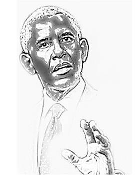Algirdas Lukas - Barac Obama 14