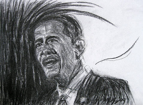 Michael Morgan - Barack Obama 1