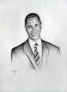 Michael Morgan - Barack Obama 2