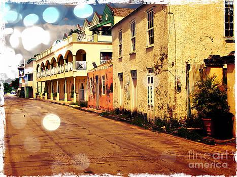 Sophie Vigneault - Barbados Street Scene