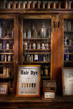 Mike Savad - Barber - Hair Dye