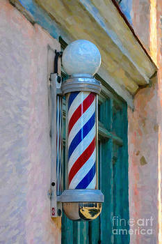 Dale Powell - Barber Pole