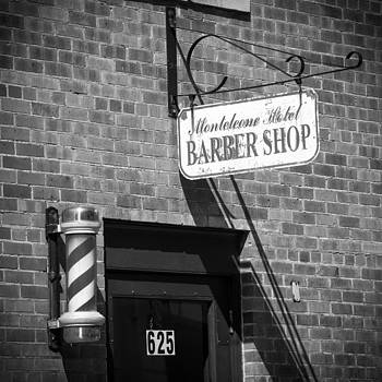 Barber Shop by Peter Verdnik