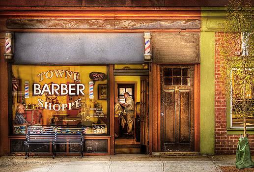Mike Savad - Barber - Towne Barber Shop