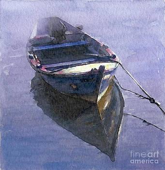 Barca by Jose Maria Diaz Ligueri