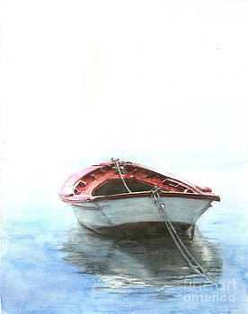 Barca Sola by Jose Maria Diaz Ligueri