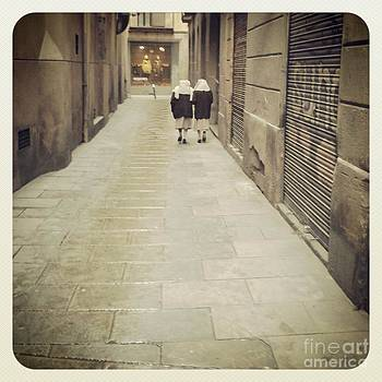Barcelona Street by Victoria Herrera
