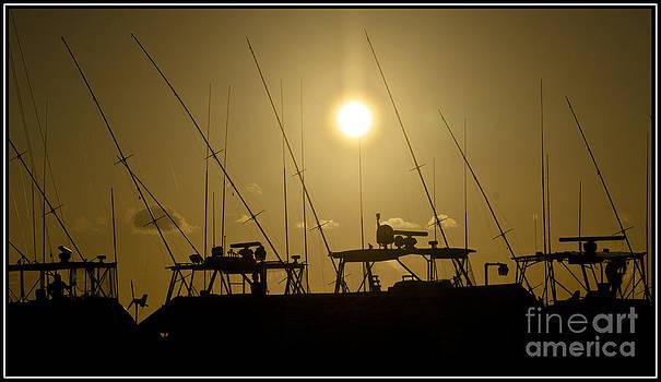 Agus Aldalur - Barcos a contraluz