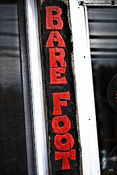Karol Livote - Bare Foot