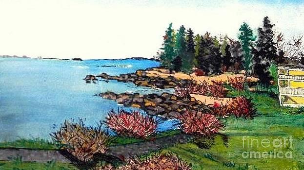 Barharbor Maine 1 by Katina Cote