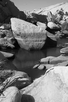 Barker Dam 3 by Gordon Larson