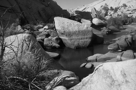 Barker Dam 4 by Gordon Larson