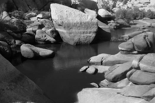 Barker dam 5 by Gordon Larson