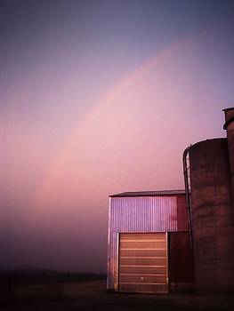 Gilbert Photography And Art - Barn After the Storm