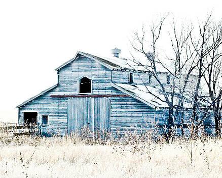 Barn at Ough by Kelli Chrisman