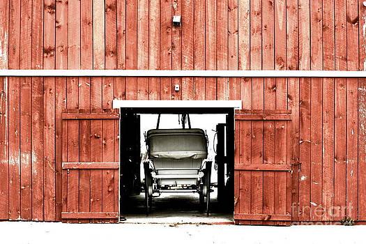 Barn Buggy by Kimberly Nickoson