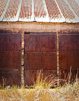 Barn Door Picture by Julie Magers Soulen