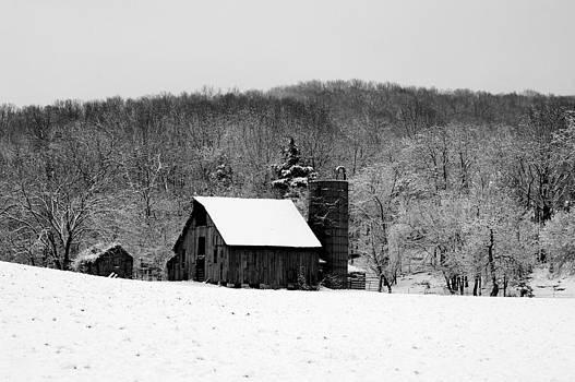 Barn by Sean Murray