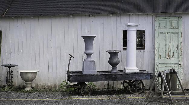 Barn wall by Thomas Sauerwein