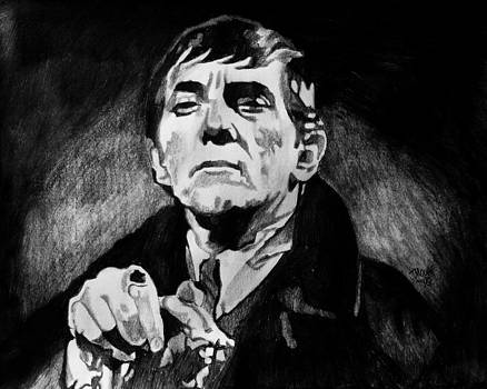 Jeremy Moore - Barnabas Collins