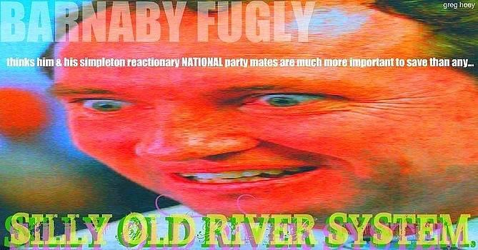 Barnaby by Greg Hoey