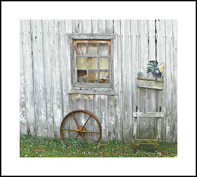 Barnwood Decor by Dianne  Lacourciere