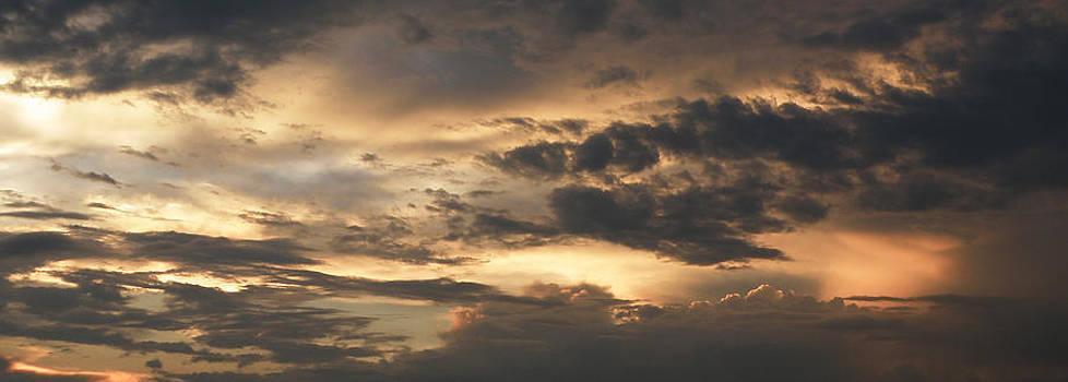 Baroque Sky by Maja V