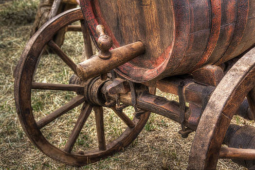 Barrel For Wine by Leonardo Marangi