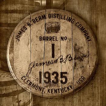 Barrel No. 1 by Karen Varnas
