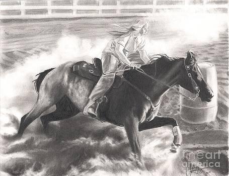 Christian Conner - Barrel Run