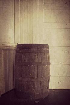 Marilyn Wilson - Wooden Barrel