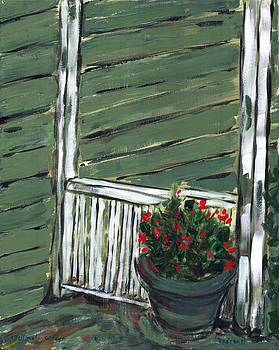 Wellington Garden by David Dossett