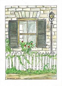 Barriefield window by David Dossett
