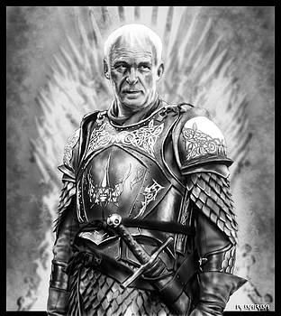 Barristan the Bold by Ronald Barba