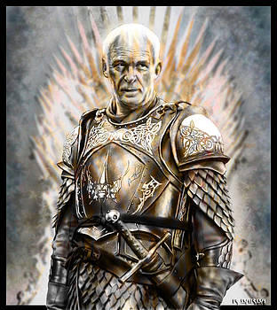 Barristan the Gold by Ronald Barba