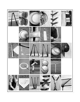 Kathy Stanczak - Baseball Alphabet