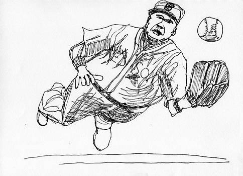 Allen Forrest - Baseball Catch