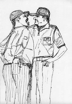 Allen Forrest - Baseball Disagreement