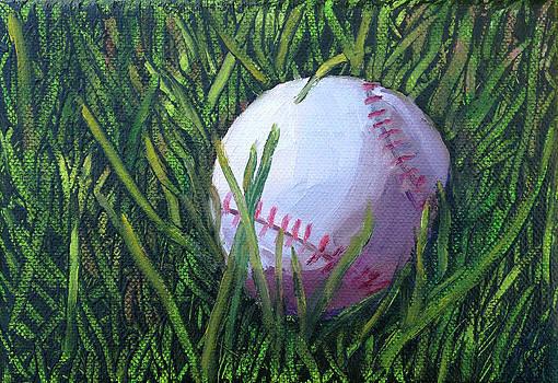 Baseball by Linda Rosso