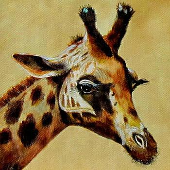 Susan Duxter - Bashful Giraffe