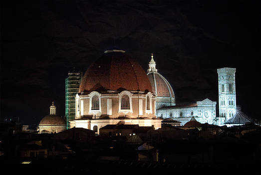 Basilica di Santa Maria del Fiore by Natasha Bishop