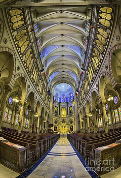 Immaculate Conception Church by Jerry Fornarotto