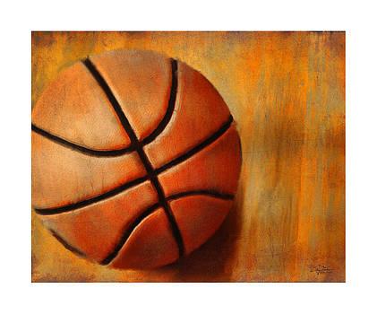 Basket Ball by Craig Tinder