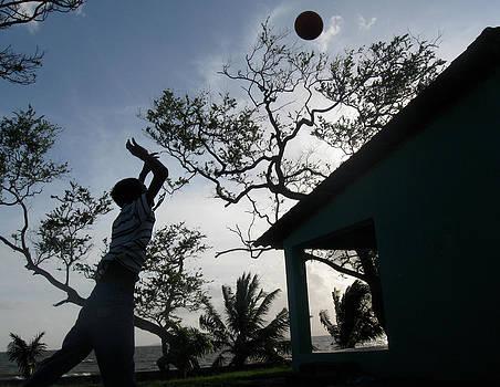 Joel - Basketball Shot